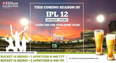 IPL - LIVE Screening