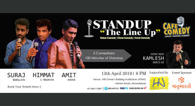 Standup The Line Up