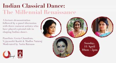 Indian Classical Dance: The Millennial Renaissance