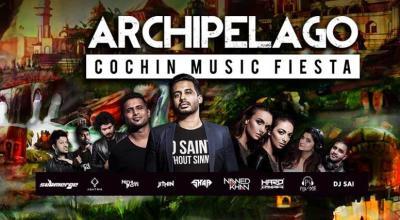 ARCHIPELAGO - Cochin Music Fiesta