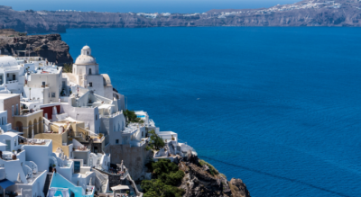 The Greece Trip - Land of Ancient History and Breathtaking Scenery!