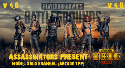 PUBG Tournament Solo Erangel (Arcade)