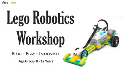 Lego Robotics Workshop (8-12 years)