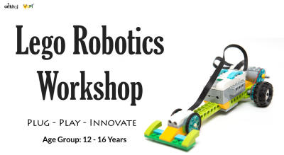 Lego Robotics Workshop (12-16 years)