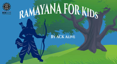 Ramayana For Kids | 7 - 15 Years