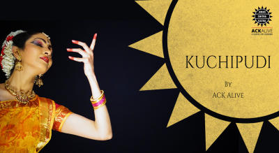Kuchipudi by ACK Alive | 9-16 Years