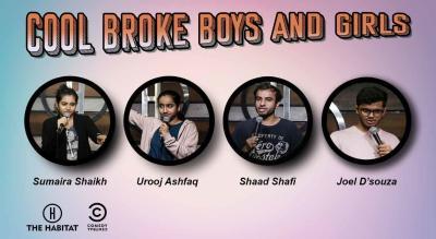 Cool broke boys and girls