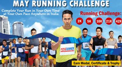 May Running Challenge
