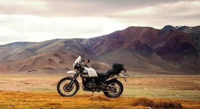 Ladakh Biking Trip   Hanle-Tsomoreri Himalyan Bike