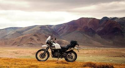 Ladakh Bike Trip(Sri-Del)Hanle-Tsomoreri Himalyan Bike