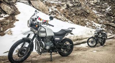 Leh Ladakh Bike Trip (Del-Sri)Hanle-Turtuk Himalyan Bike