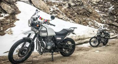 Leh Ladakh Bike Trip (Sri-Del)Hanle-Turtuk Himalyan Bike