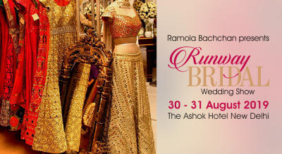 Runway Bridal 2019 - Wedding Exhibition by Ramola Bachchan