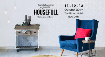 HouseFull 2019 - Home Decor Exhibition by Ramola Bachchan