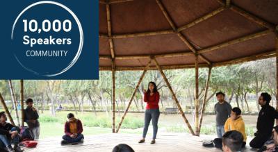Public Speaking -10,000 Speakers Community 15