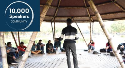 [ Dwarka ] Public Speaking -10,000 Speakers Community 16