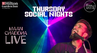 Thursday Social Nights