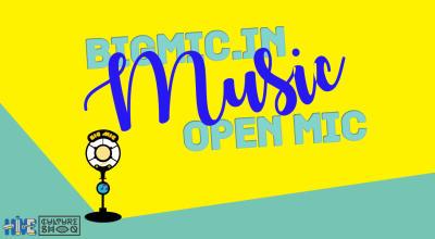 BIGMIC.in Music Open Mic