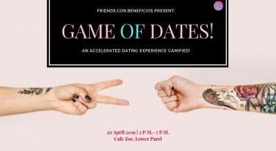 Game of Dates - gamified version of speed dating !
