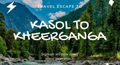 A Travel Escape | Kasol to Kheerganga