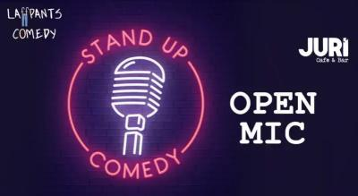 Standup Comedy - Open Mic