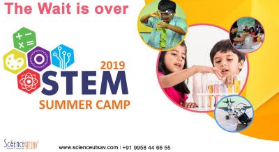 Summer Camp 2019 in Juhu,Mumbai-Senior Inventor