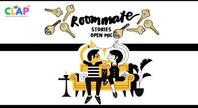 Roommate Stories Open Mic
