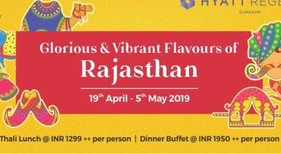 Flavors of Rajasthan!