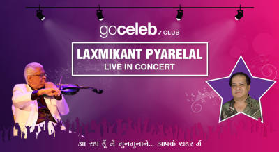 Laxmikant Pyarelal live in Concert, Ahmedabad