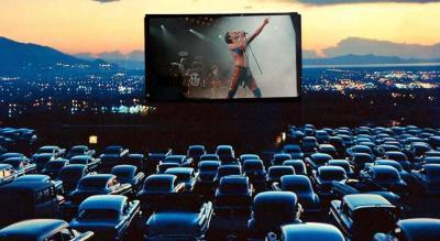 Drive In Cinema - Bohemian Rhapsody