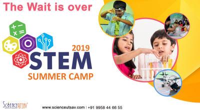 Summer Camp 2019 in Pallikaranai,Chennai -Kiddo Innovator