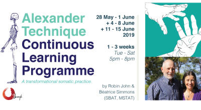Alexander Technique - Continuous Learning Programme