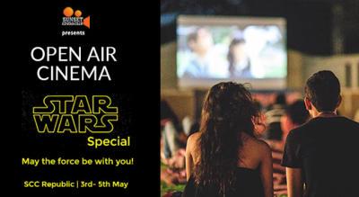 Open Air Cinema - Star Wars Special