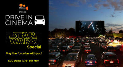Drive In Cinema - Star Wars Special
