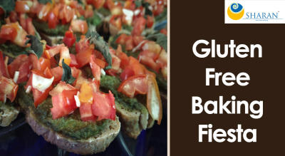 Gluten Free Baking Fiesta