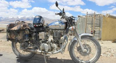 Spiti Valley Bike Trip(Del-Del)