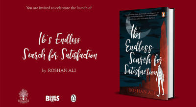 Book Launch Event: Ib's Endless Search for Satisfaction