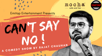 Can't Say No - A Comedy Show by Rajat Chauhan