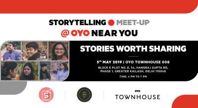 Storytelling Meet-up @OYO Near You