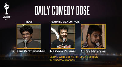 Standup Labs' Daily Comedy Dose