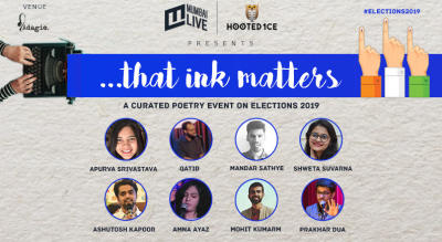 THAT INK MATTERS – An Event on  Elections 2019