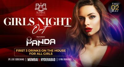 Girls Night Out Ft. Dj Panda