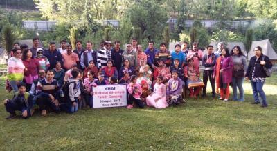 National Family Camping cum Training Expedition Srinagar 2019
