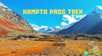 Hampta Pass Trek With Justwravel