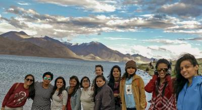 All Girls Trip to Leh from Delhi with JustWravel