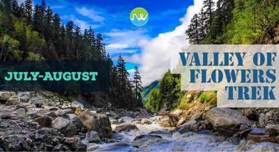 Valley Of Flowers Trek With Justwravel