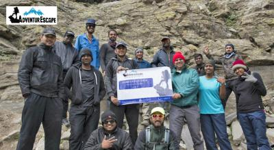 The Hampta Pass Trek