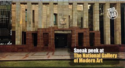 A Walk Through Delhi's National Gallery Of Modern Art