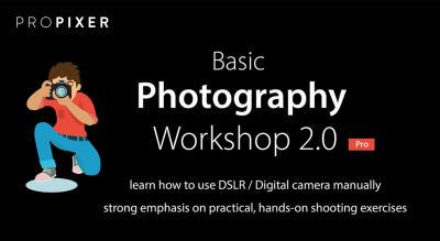 Basic Photography Workshop 2.0, Delhi