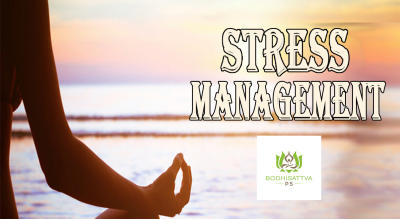 Stress Management Through Alternate Therapy